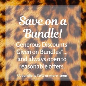 Save 15-40% on bundles!  Sometimes even more!